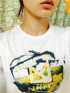 NKMZ Tシャツ