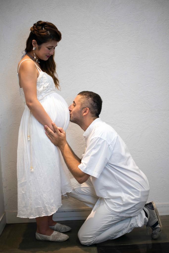 マタニティーフォト Maternity photo